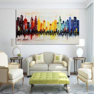 Как выбрать картины для интерьера?
