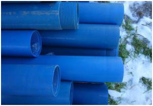Изоляция обсадных ПНД труб для скважин : залог долговечности системы водоснабжения в частном доме