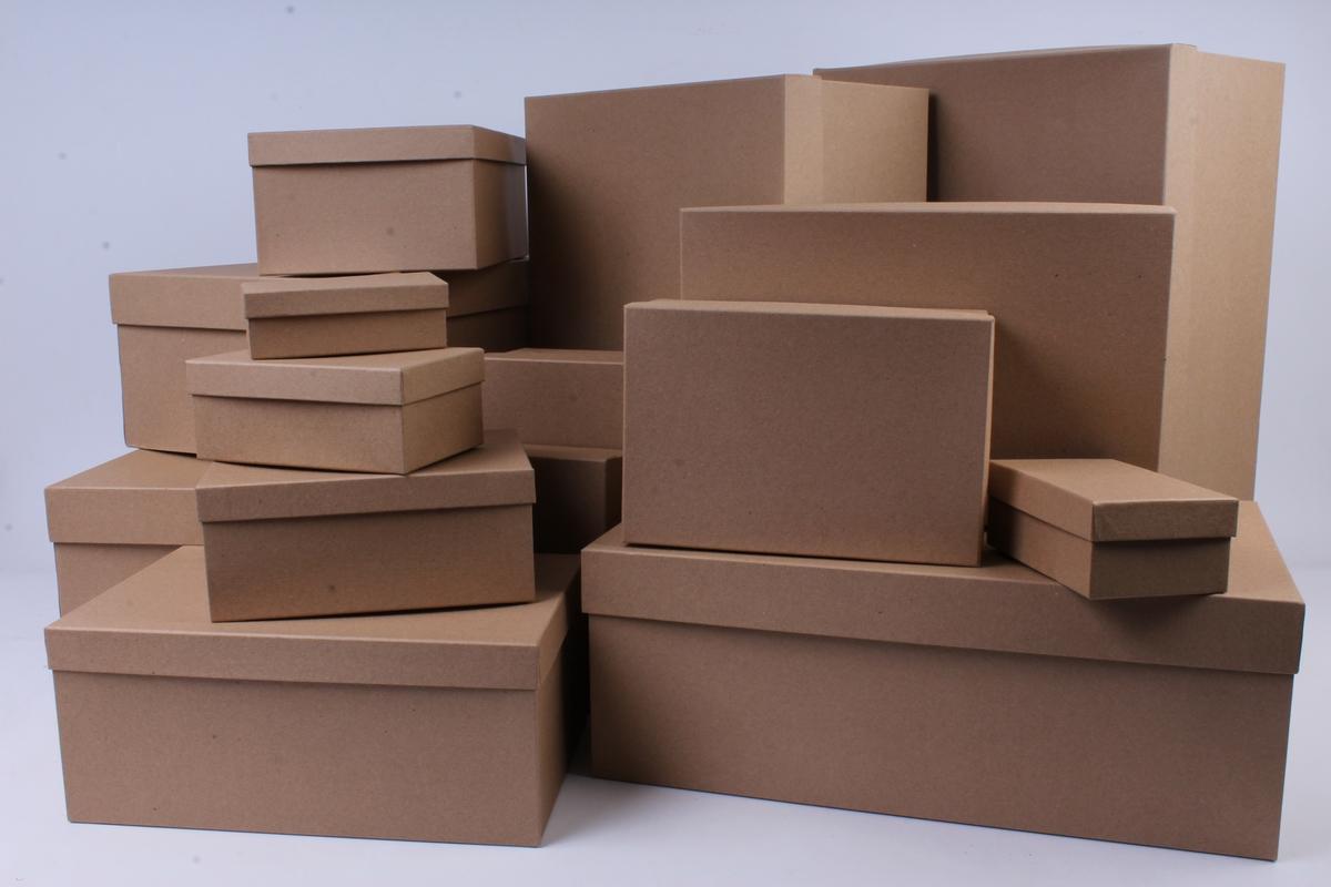 Преимущества картонной упаковки