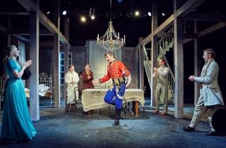 Агентство театральных проектов Театральный дом: особый мир, такой любопытный и заманчивый