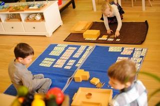 Развитие детей по методике Монтессори