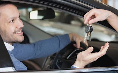 Преимущества проката машины без водителя
