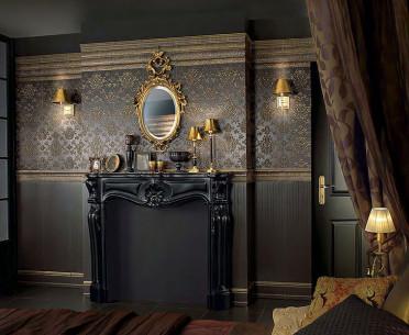 Интерьер из элитной мебели Ardefo