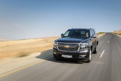 Тест-драйв нового Chevrolet Tahoe