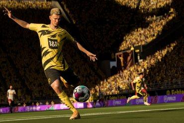 Преимущества новой FIFA 22 для PlayStation 5