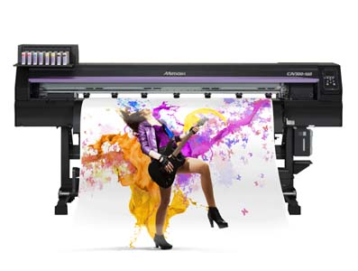 Где используют широкоформатную печать?