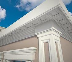 Преимущества современного фасадного декора