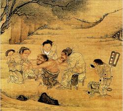 Суровые реалии Древнего Китая
