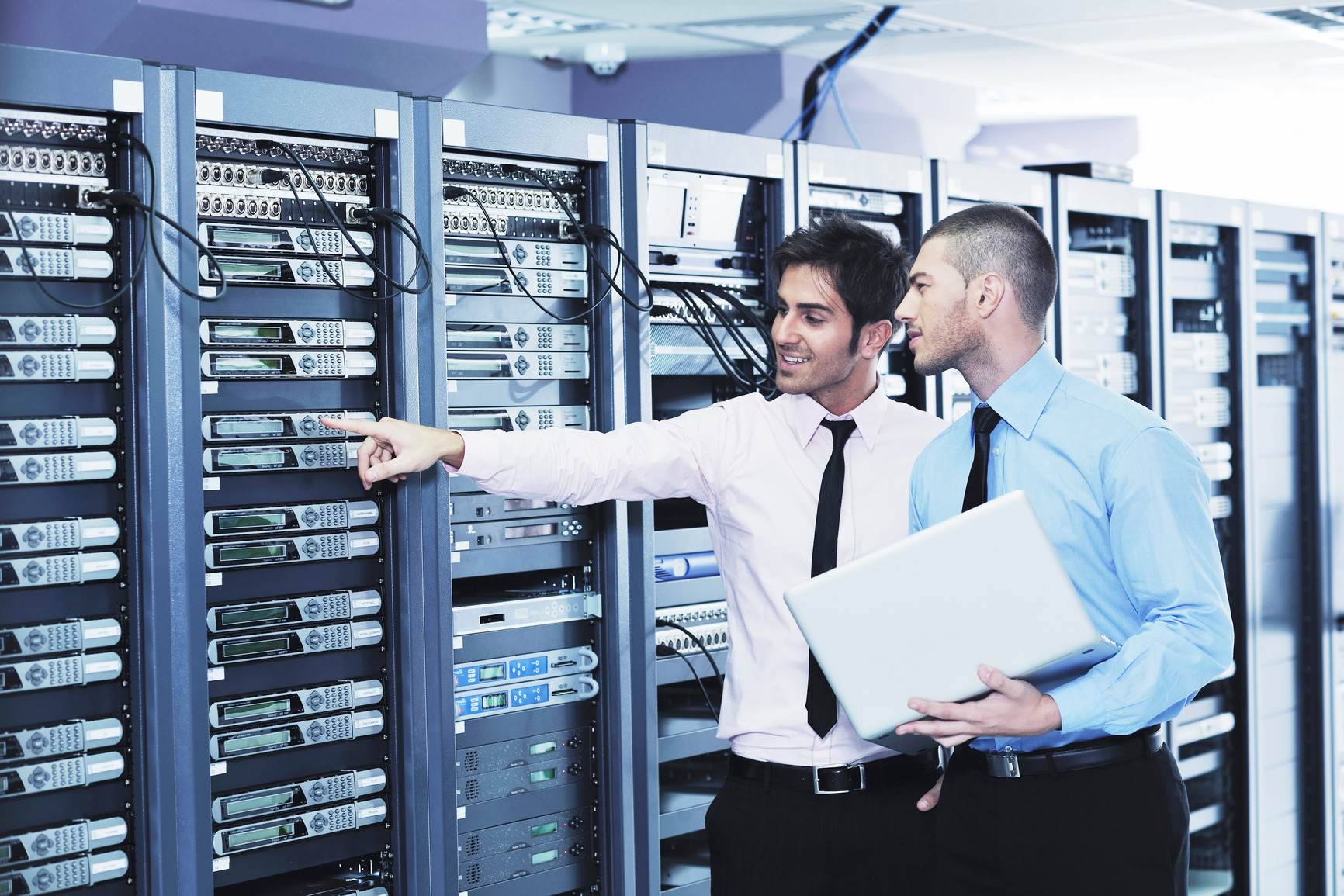 Как арендовать сервер для бизнеса?