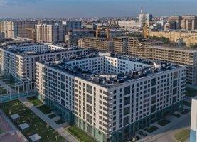 Жилой комплекс Галактика: один из самых интересных проектов Санкт-Петербурга