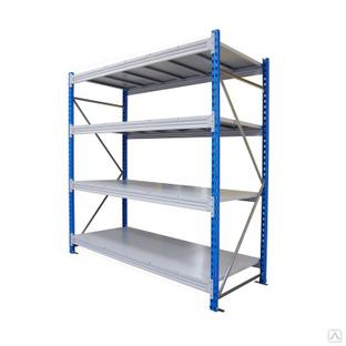 Как правильно выбрать стеллажи для склада?