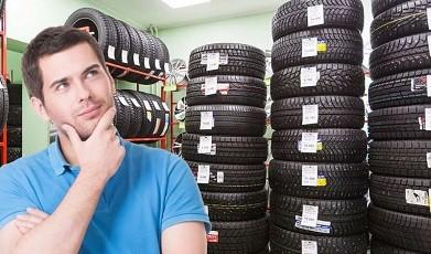 Как правильно подобрать шины для автомобиля?