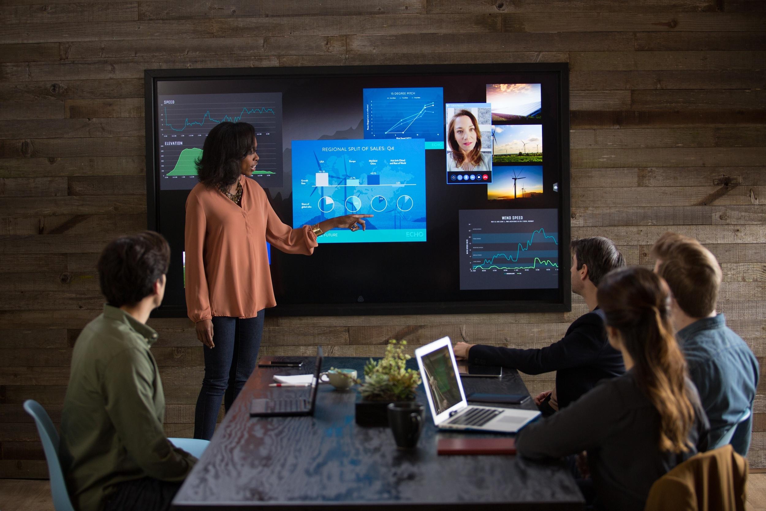 Критерии выбора интерактивной панели