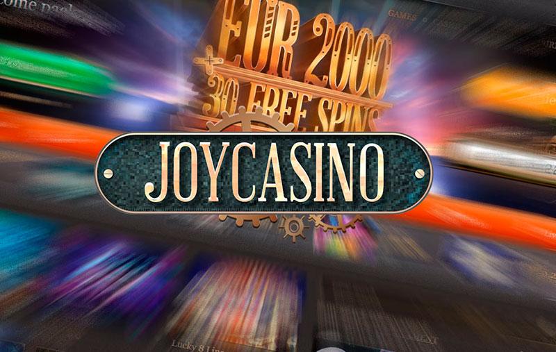 Коллекция онлайн игр в казино Joycasino